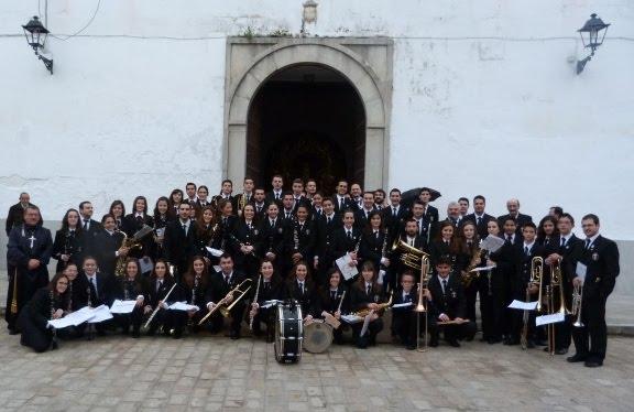 Foto familia Viernes Santo 2013