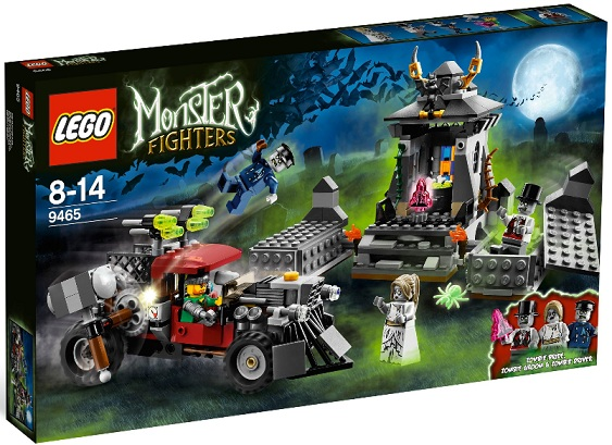 Lego monster fighters 9465 the zombies toysnbricks jpg