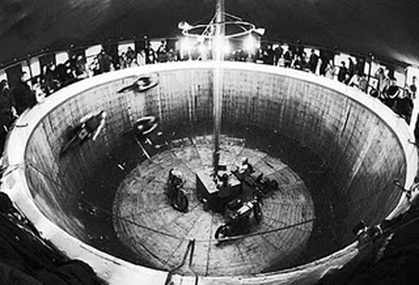 The Wall Of Death History and A Film By Benedict Campbell ...