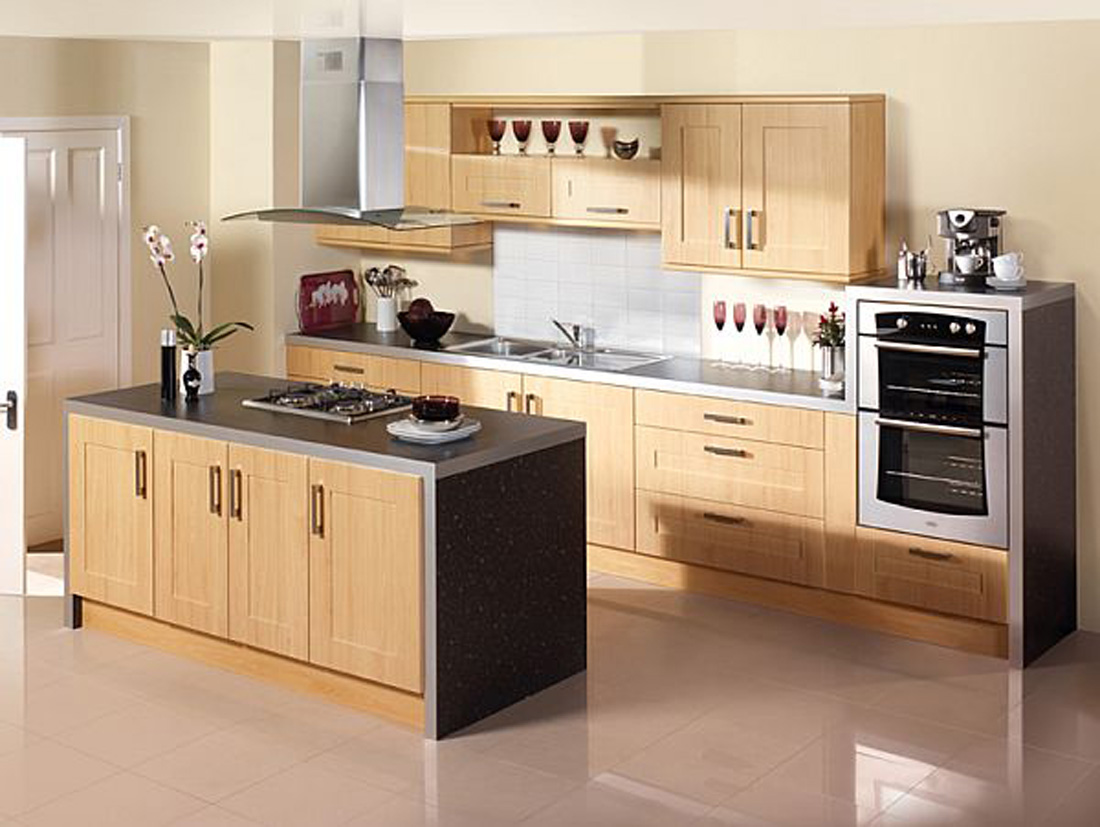 Modern furniture modern latest kitchen cabinets designs for Latest kitchen island designs