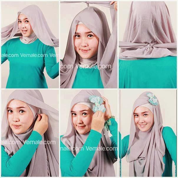 tutorial hijab zaskia the following tutorial hijab hijab because of ...