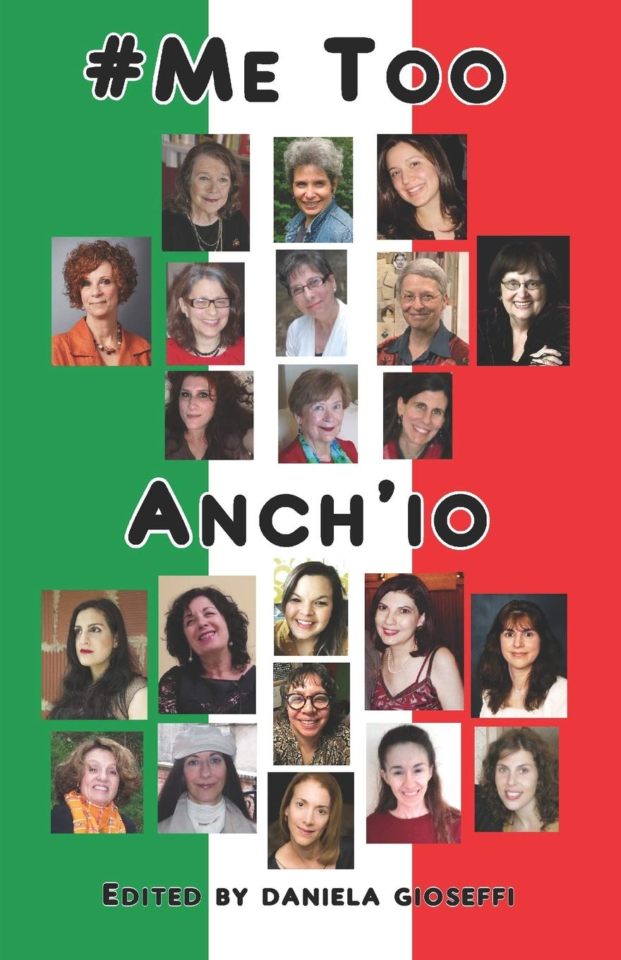 HOT OFF THE PRESS! New Anthology of Women's Voices from Editor/Activist Daniela Gioseffi