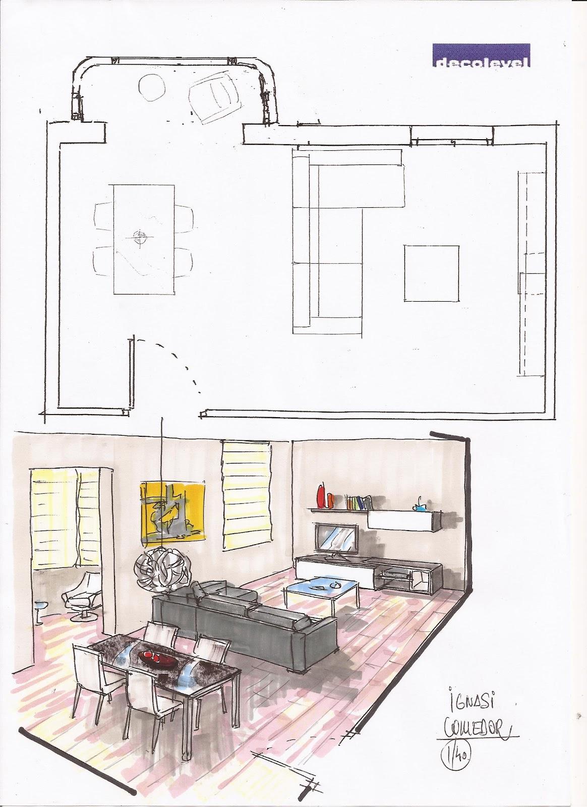 Decoraci n de interiores barcelona sofas y muebles a - Decoracion interiores barcelona ...