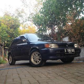 Toyota Starlet SE 1.3L EP81