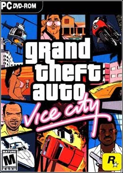 Download - GTA Vice City - Português - Portátil