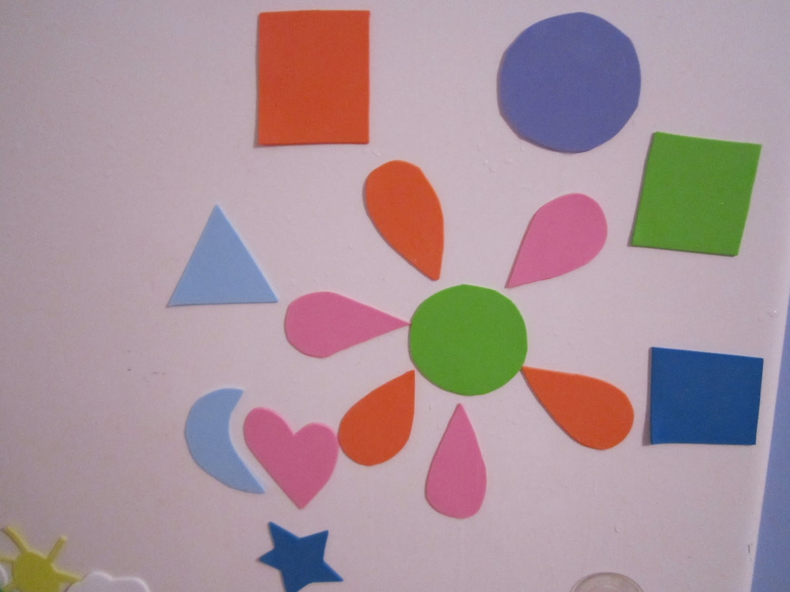 Children are Like Cookies: Foam Tub Stickers
