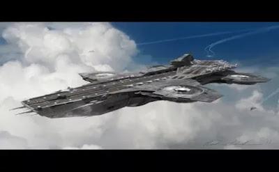 Ιπτάμενο αεροπλανοφόρο ετοιμάζει η Ρωσία 2 βίντεο
