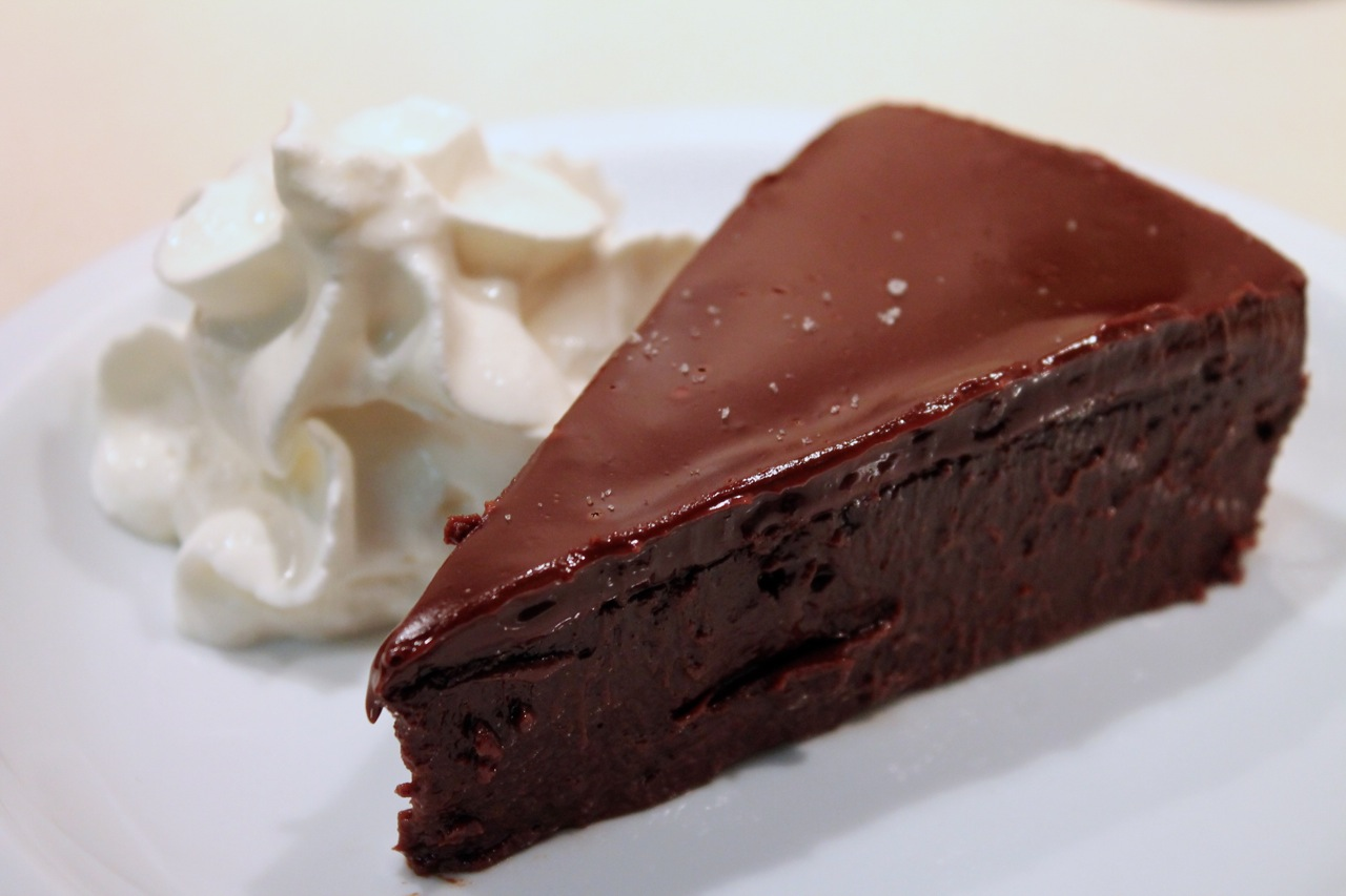 Chocolate Truffle Cake Images : Cook In / Dine Out: Chocolate Truffle Cake