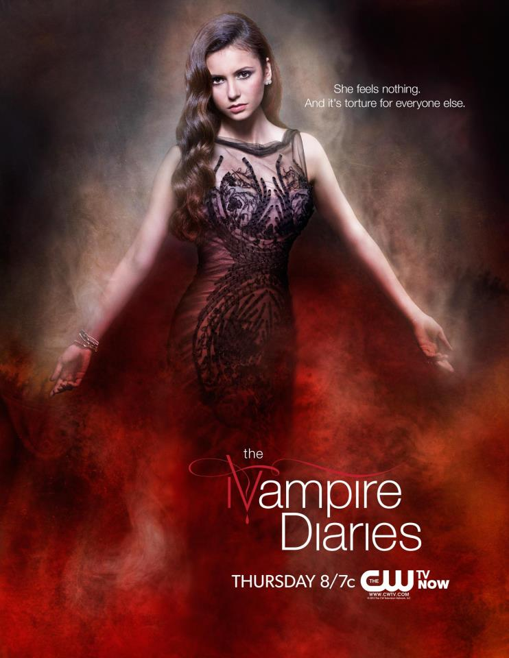 Download Série The Vampire Diaries 1ª à 4ª Temporada HDTV - Bluray - Torrent