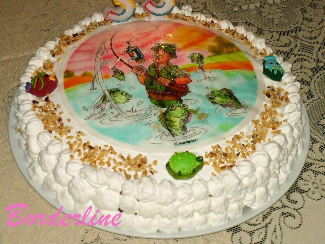 Torte e decorazioni come si mette l ostia sulle torte - Decorazioni torte con glassa ...