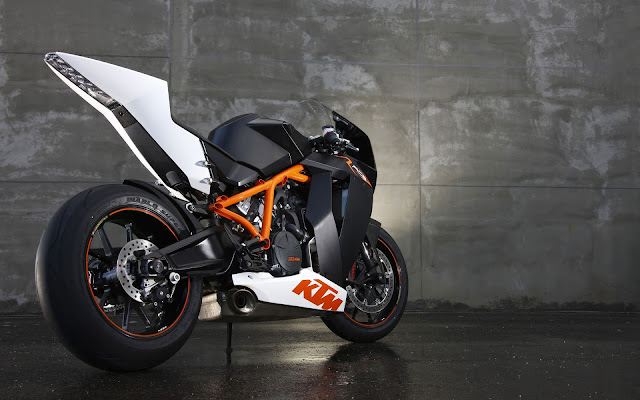 KTM Motorbikes, KTM 1190 RC8 R, KTM 1190 RC8 HD Wallpaper