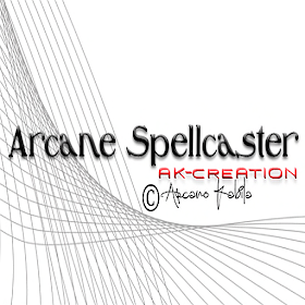 *Arcane Spellcaster* AK-CREATION