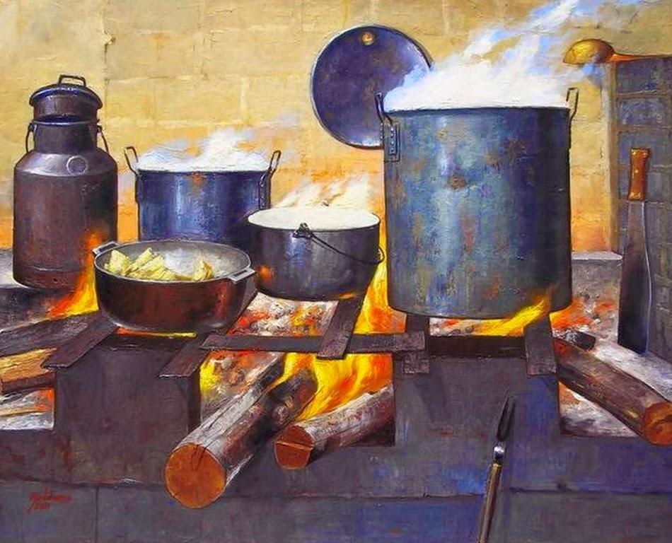 cuadros modernos pinturas y dibujos bodegones para casas