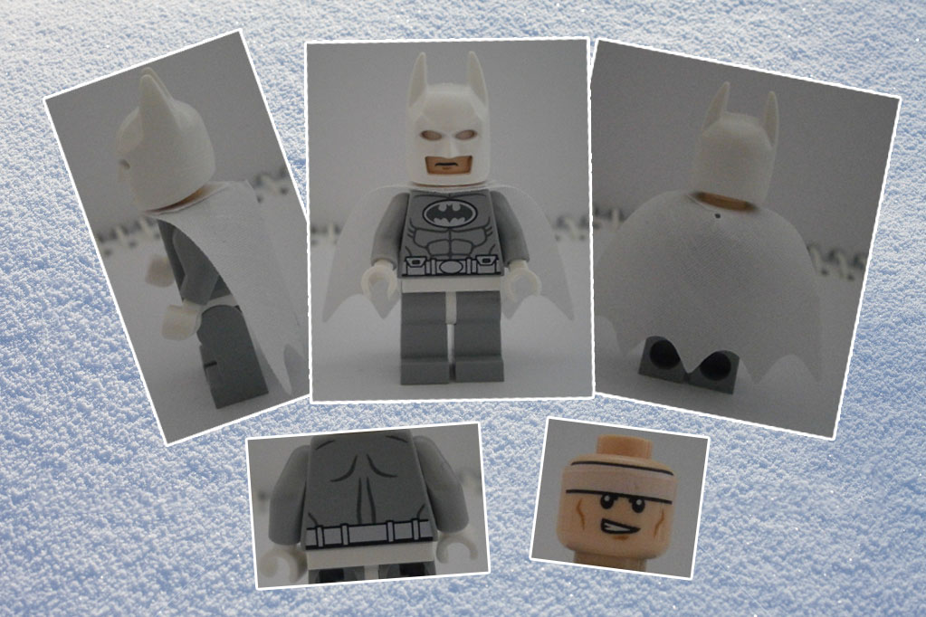 Lego set 76000: Arctic Batman vs. Mr Freeze Review ~ Bricks and Blogs