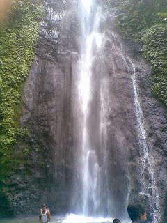 air terjun monthel, wisata alam menawan dan mempesona