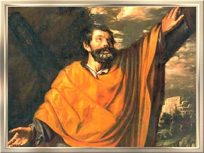 SAN ANDRÉS, GLORIOSO APÓSTOL DE JESÚS