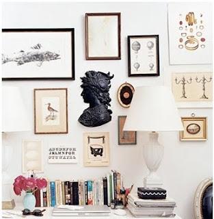 Decorar paredes con cuadros ideas para decorar dise ar - Disenar tu casa online ...