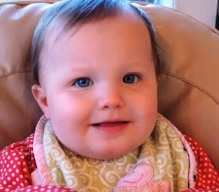 granddaughter, blue, Wesco Fabrics