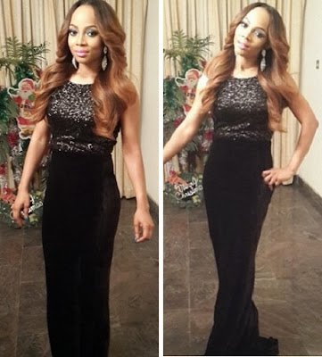 Photo of Toke Makinwa's Outfit To Music Meets Runway 2013
