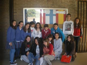 Spanish pupils
