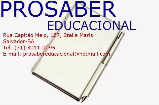 PROSABER EDUCACIONAl