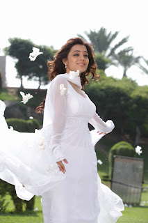 Nisha Agarwal Latest Pictures Gallery in White Sal Kameez 0013.jpg