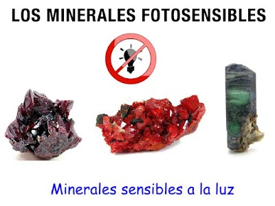 Los Minerales Fotosensibles