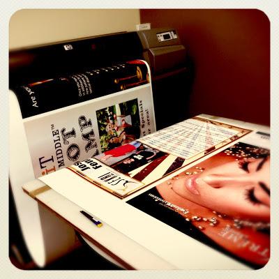 Digital printing promotional piece at GotPrint.com