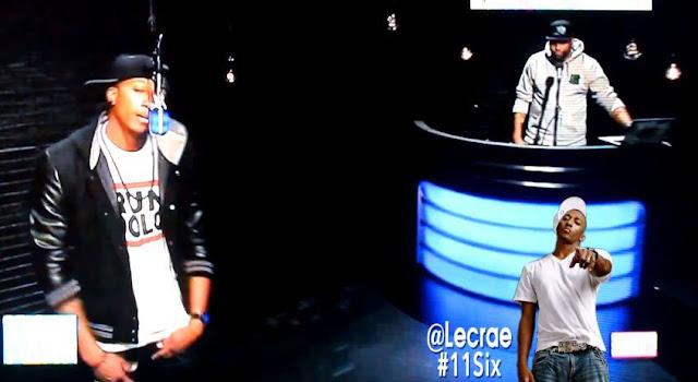 Lecrae - 106 & Park - Backroom freestyle