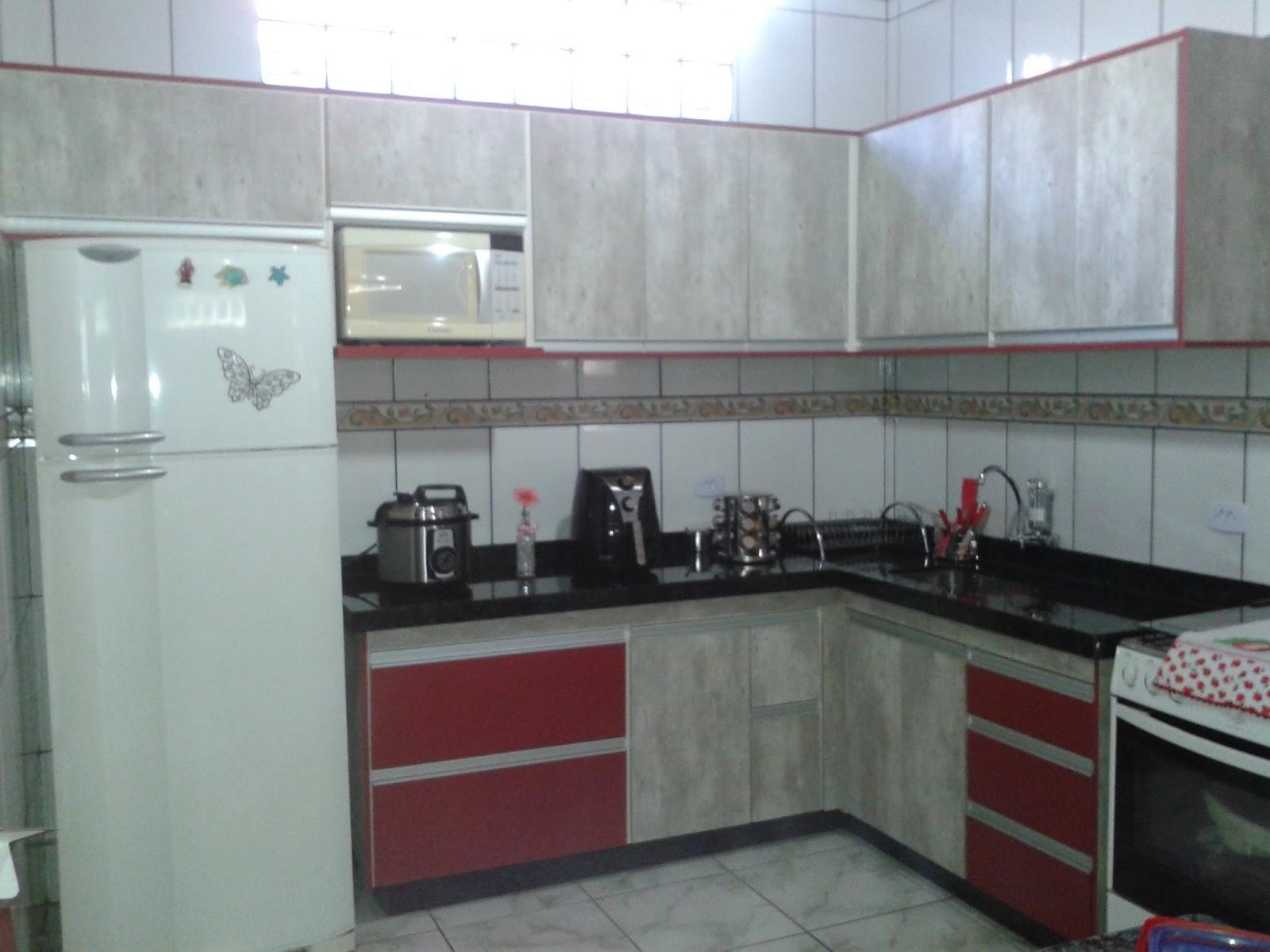 ANDERSON SILVA  MÓVEIS PLANEJADOS E ARTE EM ENTALHES Cozinha planejada nas  # Cozinha Planejada Masisa