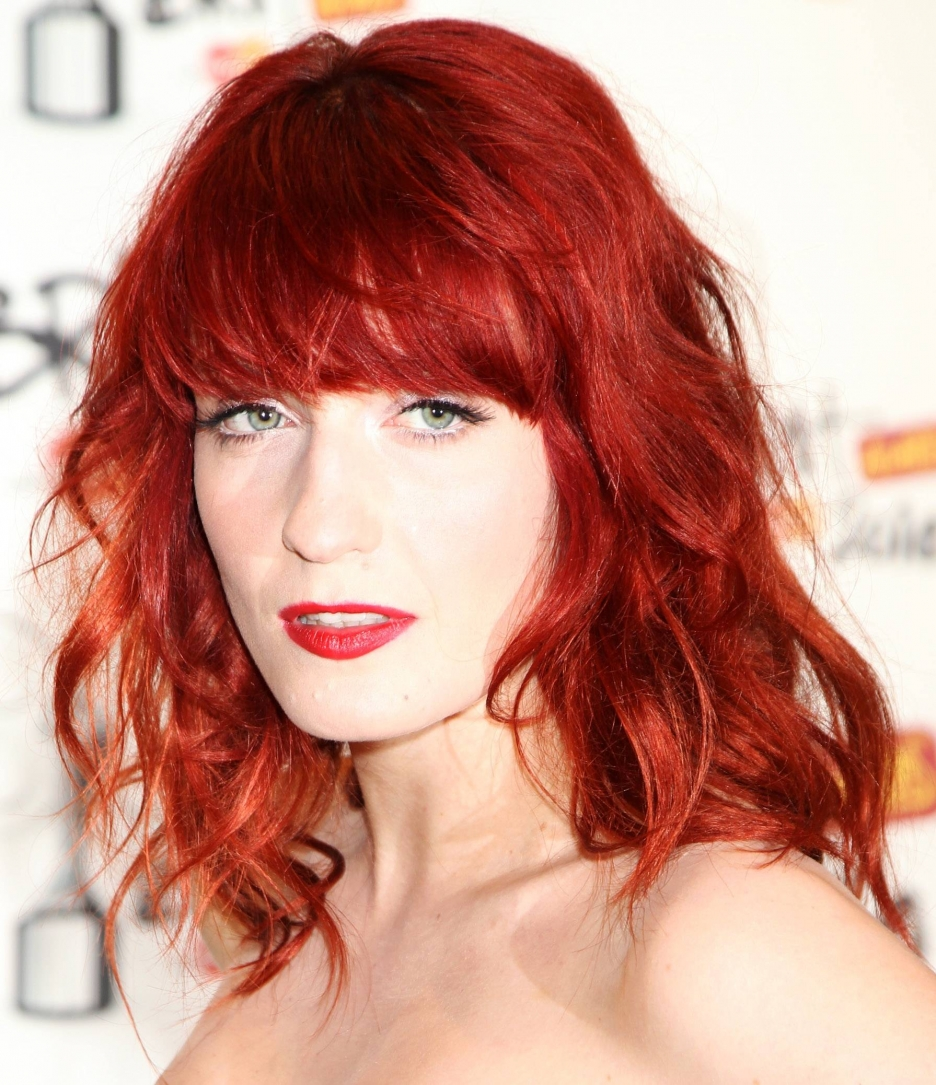 Rich Auburn Red Hair Color What hair trend will you be