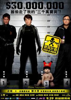 Phim Kế Hoạch Baby - Rob-b Hood [Lồng Tiếng] Online