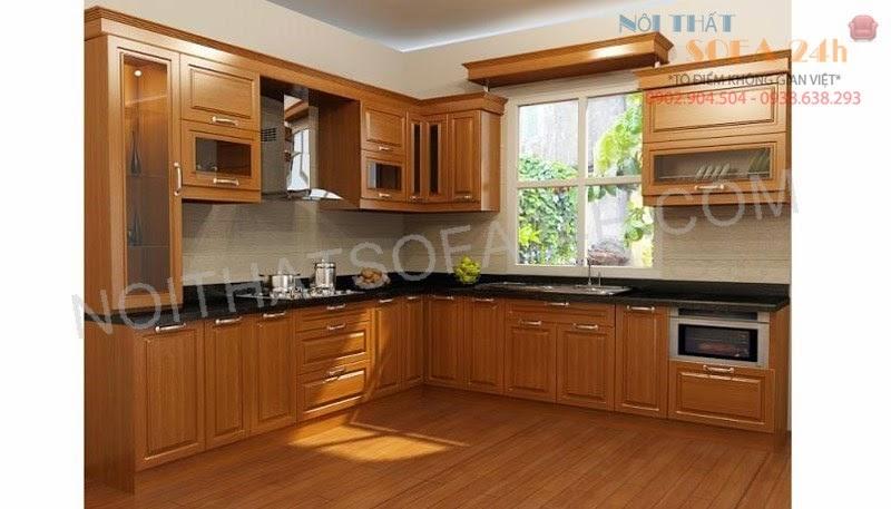 Tủ bếp TB016