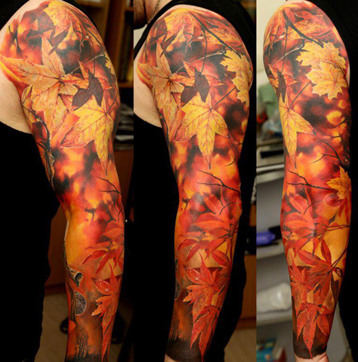 tattoos by dmitriy samohin 4 #tattoofriday   Dmitriy Samohin