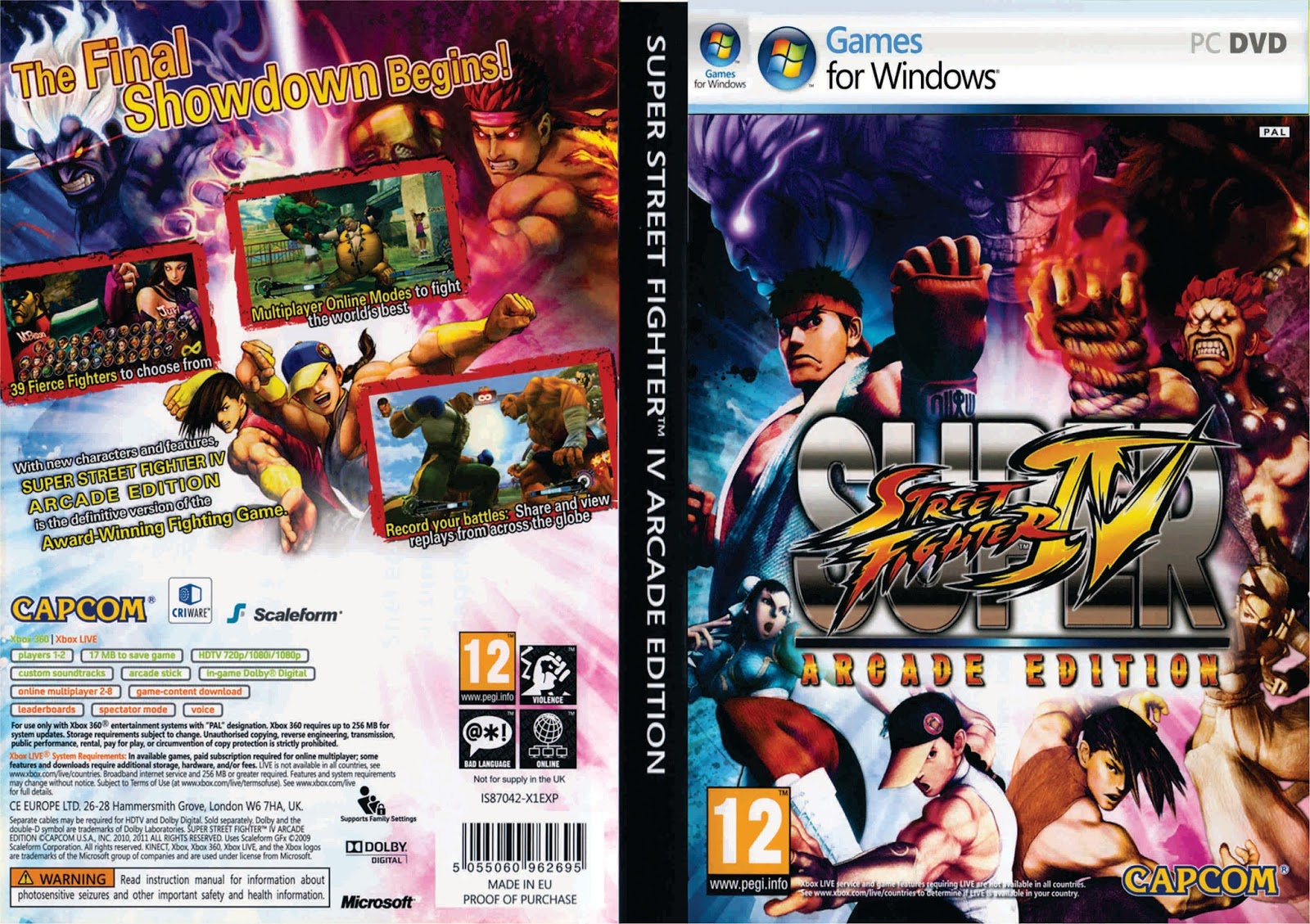 Super street fighter iv arcade edition nude  sexy movie