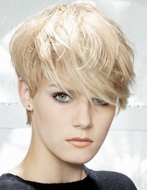Boyish Hairstyles 2014
