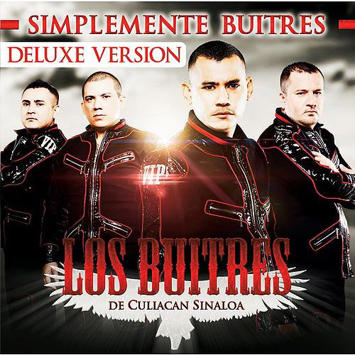 Los Buitres Simplemente Buitres (Deluxe Edition) CD Album 2013