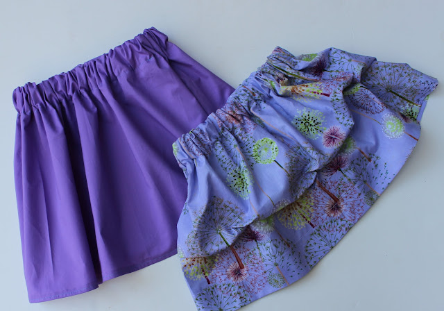 skirt sewing tutorial