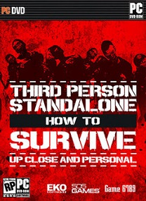 How to Survive Third Person Standalone-CODEX Teraru For Pc cover