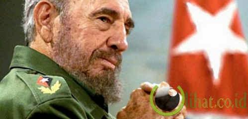 Fidel Castro dikatakan pernah meniduri 35 ribu wanita