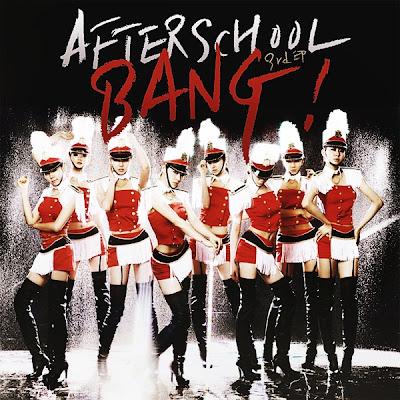 After School - Bang! Lyrics