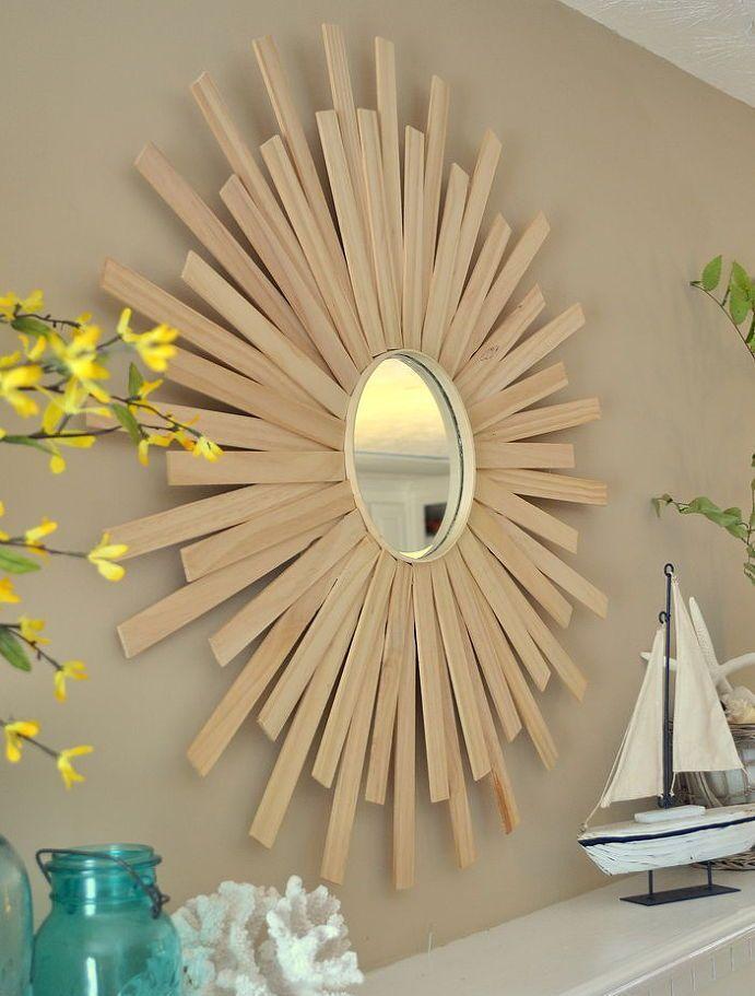 DIY 20 Mirror Makeover  Framing Bathroom Mirrors  YouTube