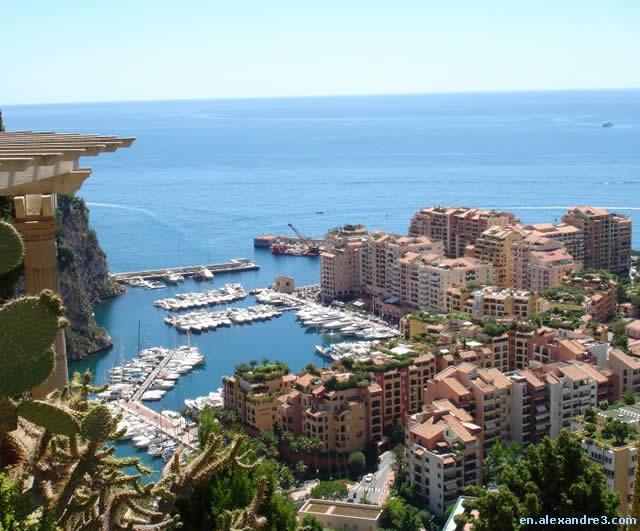 Côte D'Azur - Costa Azul - Riviera Francesa, França