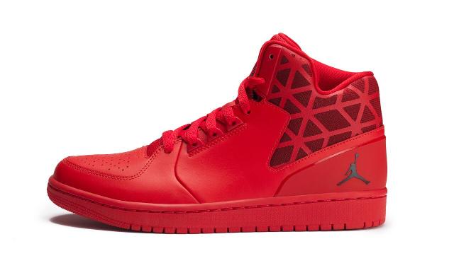 Air Jordan 1 rojas