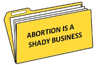 Abortion is a Shady Business