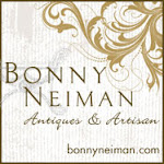 COTE DE TEXAS SPONSOR:  BONNY NEIMAN STYLISH ANTIQUES
