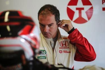E o primeiro lugar no grid ficou com Vicente Orige
