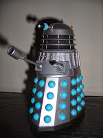Dalek from the front