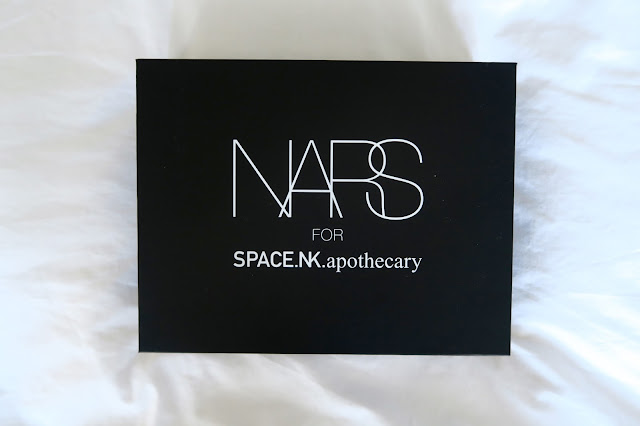 Nars Modern Minimalist Box by What Laura did Next