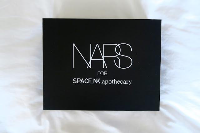Nars Modern Minimalist Box by What Laura did Next